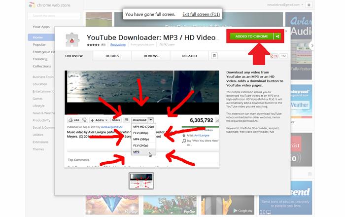 تحميل فيديو من يوتيوب mp3 mp4