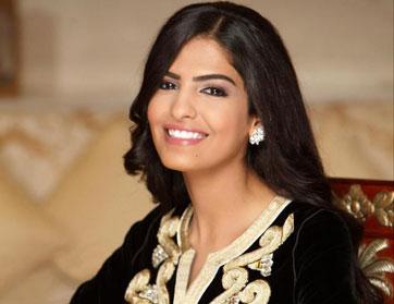 زوجة الوليد طلال وسام سفيرة