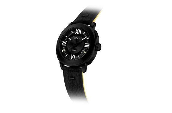 bf25bbe10 يسر Fendi Timepieces أن تقدّم أول ساعات Selleria للرجال، التي تحتفي برموز  الأناقة والإبداع التي تميّز رجال FENDI.