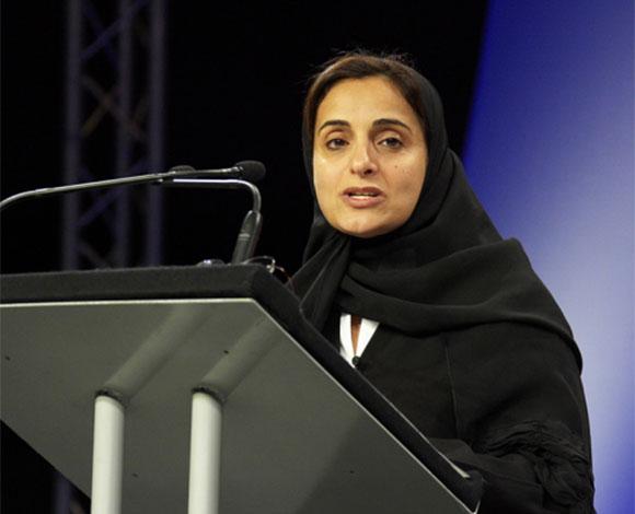 الشيخة لبنى بنت خالد القاسمي أقوى النساء العربيات لعام 2016