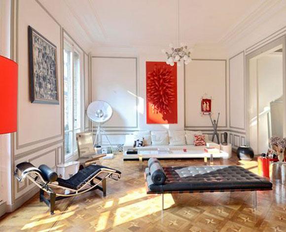 بالصور .. ميسي يشتري إحدى أفخم الشقق في باريس