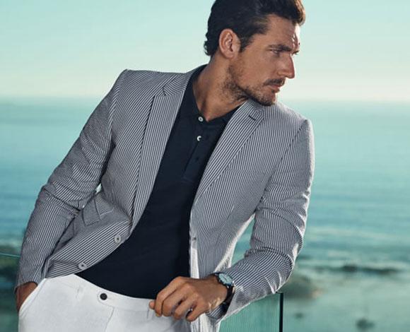 أهم النصائح لتنسيق ملابس الرجال في الصيف: