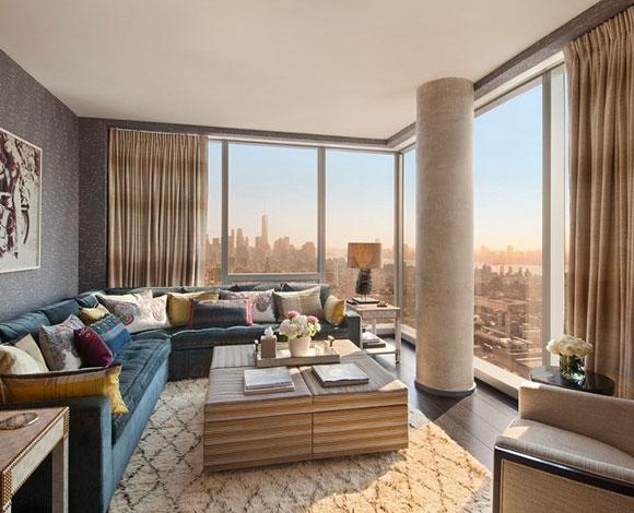 شقة Tom Brady  و Gisele Bundchen للبيع مقابل 17،25 مليون دولار