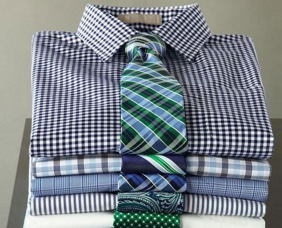 نصائح تفيدك عند اختيار القميص وربطة العنق بشكل متوافق