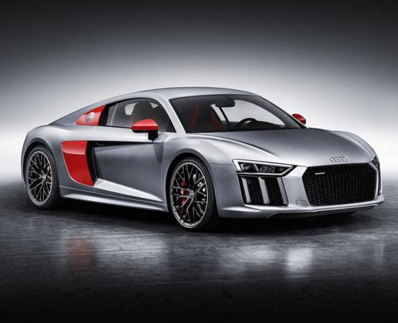 أودي تكشف عن الإصدار الخاص من موديل Audi sport edition r8