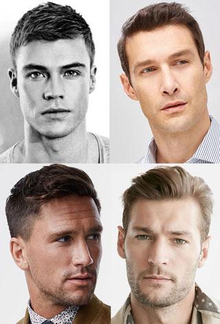 أشهر تسريحات الشعر الرجالية على مر العصور