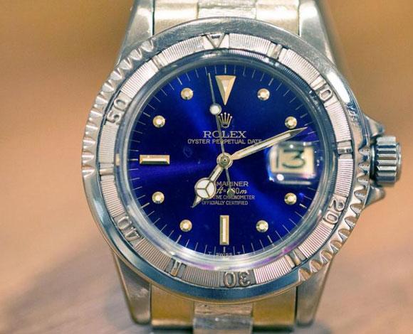 fe513f3fe أغلى ساعات Rolex Submariner تعرض للبيع بدار كريستي | Ra2ed