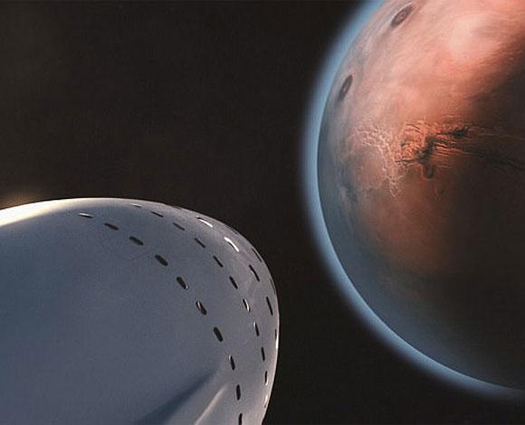 ايلون ماسك يعلن عن خطته لبناء مستعمرة على كوكب المريخ!
