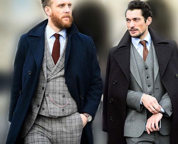 aa561c7c7 أجمل عروض الملابس الرجالية في أسبوع لندن للموضة | Ra2ed