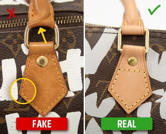 7 طرق تتيح لك التفريق بين حقيبة اليد الأصلية ونظيرتها المقلدة