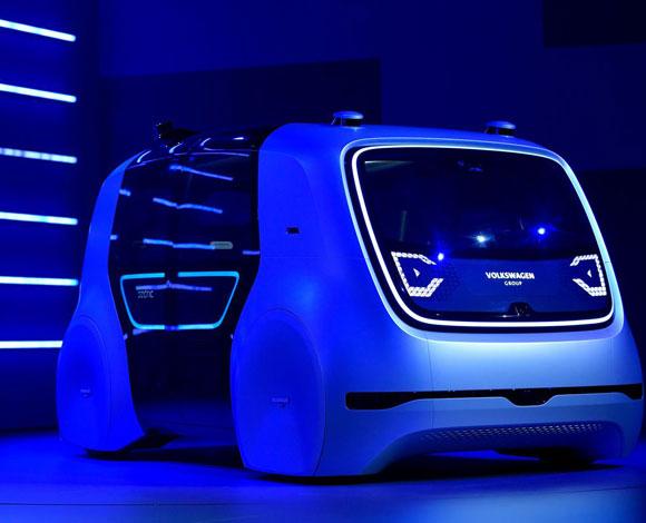 سيدريك: سيارة الغد، في مدينة المستقبل
