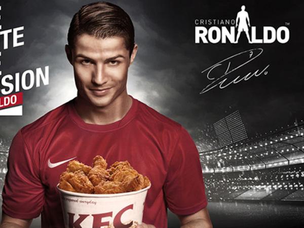 أنجح نجوم كرة القدم الذين شاركوا في الإعلانات