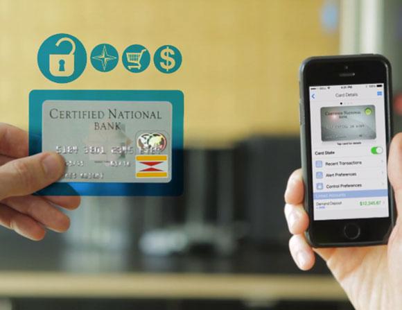 شركة ناشئة تطور تطبيقاً سيحدث ثورة في دنيا بطاقات الائتمان