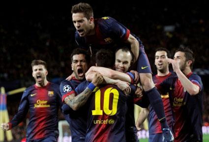 22 لحظة تاريخيّة في موسم اللقب الـ22 لبرشلونة