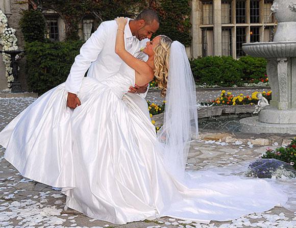 أبرز 10 حفلات زفاف للنجوم والمشاهير في العقد الماضي