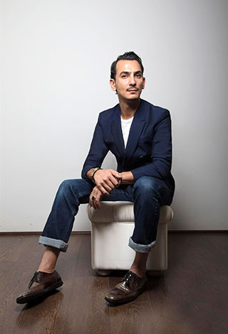 رامي العلي: من حلم اليقظة الى اسم بارز في الموضة العالمية