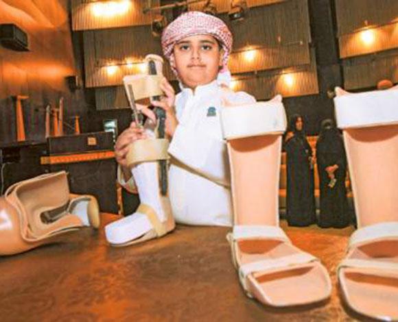 سي إن إن تختار الطفل الإماراتي أديب البلوشي من بين الأبرز في مجال الطب