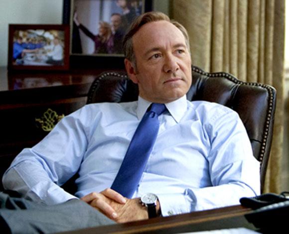 500 ألف دولار أجر كيفن سبيسي للحلقة في مسلسل House of Cards
