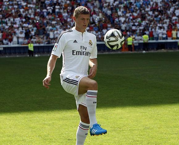 بالصور: لاعبو ريال مدريد لموسم 2014-2015