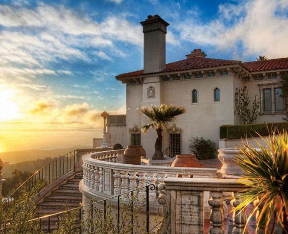 منازل المشاهير: بين الفاخمة والرفاهية ... من يملك المنزل الأغلى؟