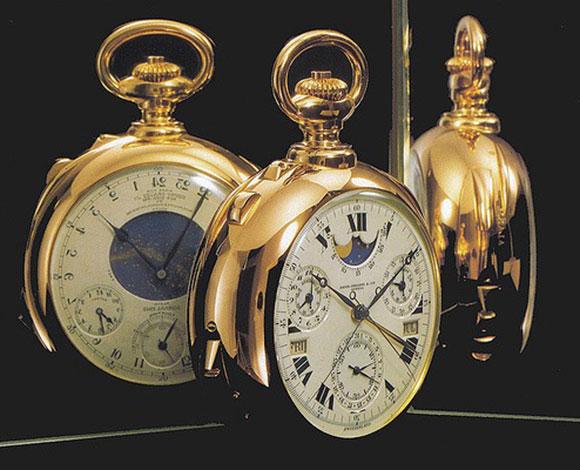 ساعة الشيخ سعود بن محمد آل ثاني تباع بما يفوق عن 21 مليون لتصبح الأغلى في العالم