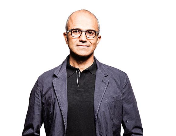 """ما يجب أن تعرفه عن ساتيا ناديلا مدير """"مايكروسوفت"""" الجديد"""