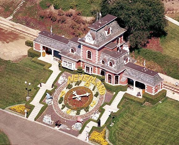 عرض مزرعة مايكل جاكسون للبيع بـ 100 مليون دولار
