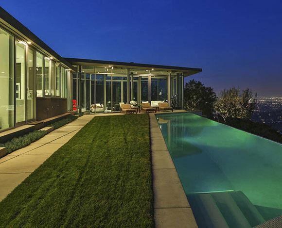 فاريل ويليامز يشتري منزلاً فخماً في لوس أنغلوس بـ 7.14 مليون دولار