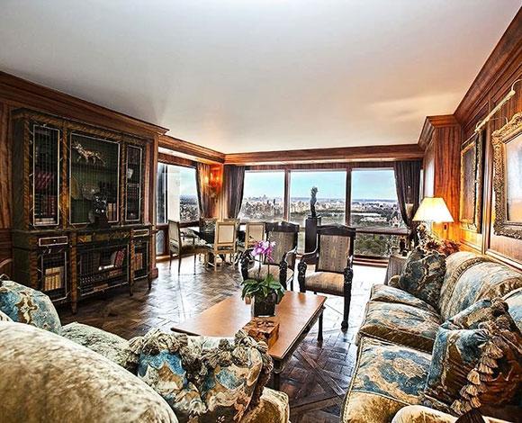 كريستيانو رونالدو يشتري شقة فخمة في نيويورك بـ 18.5 مليون دولار