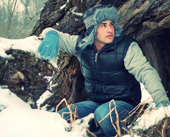 نصائح تضمن تنويع الألوان في أزياء الشتاء للرجال!