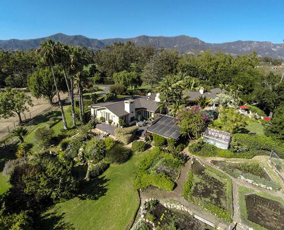 أوبرا وينفري تشتري منزلا جديدا في كاليفورنيا بـ 29 مليون دولار