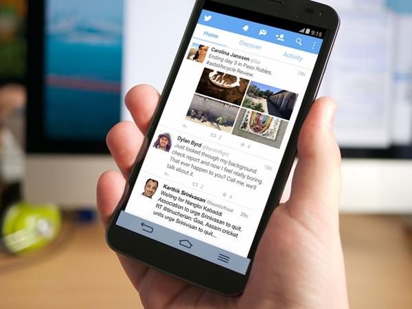 حذف حساب تويتر عن طريق الجوال