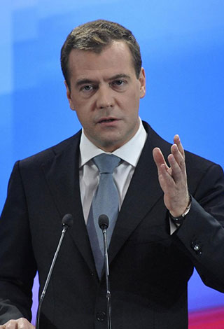 Sirius: اليخت الخاص برئيس الوزراء الروسي...