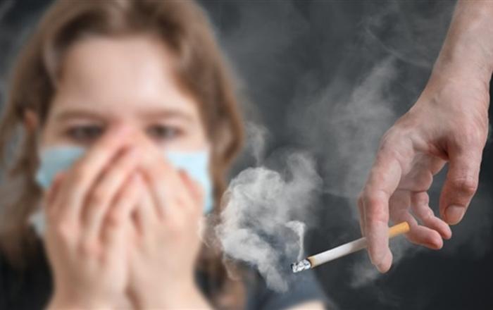 اثر التدخين في تلويث البيئة المنزلية Ra2ed