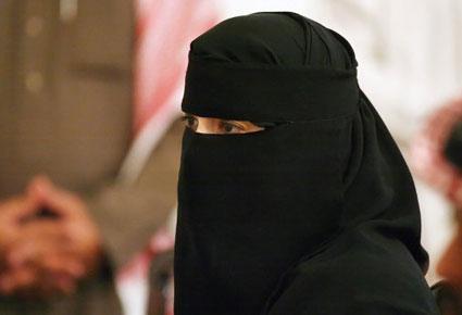 المرأة السعودية تحصل على رخصة المحاماة