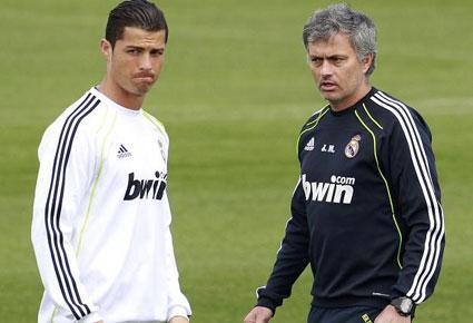 مورينيو ورنالدو يواجهان المصير نفسه في ريال مدريد