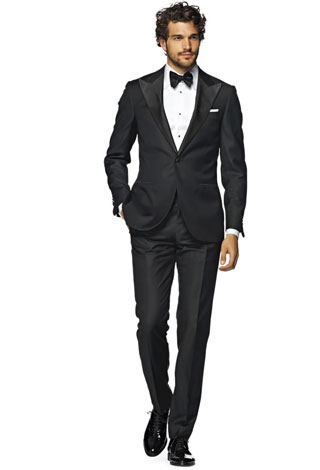 أفضل الطرق لإرتداء ربطات العنق السوداء