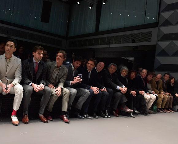"""""""Salvatore Ferragamo"""" تحتفل بإطلاق  أكثر تشكيلة الرجال أناقة بالصور"""