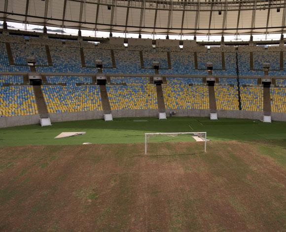 هكذا تبدو الملاعب الاولمبية بعد سنة؟