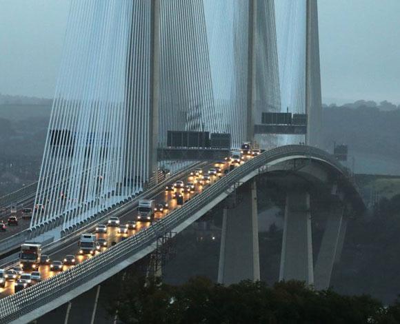 إسكتلندا تنتهي من أطول جسر بالعالم