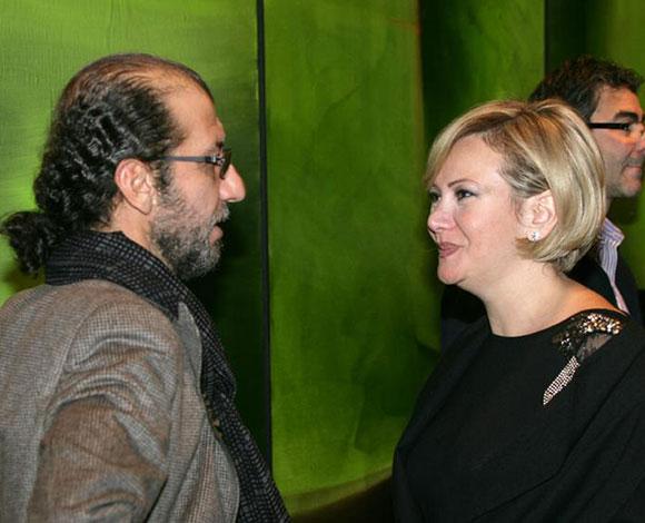جهينة سماوي تنقل الفنّ العربي إلى العالم