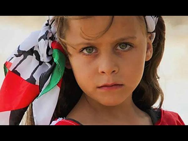 شاهد أصغر مراسلة فلسطينية تبلغ 10 أعوام