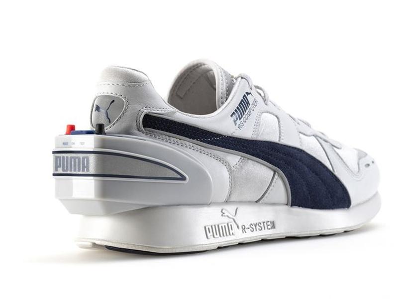 بوما تطرح حذاء رياضياً استثنائياً لحساب السعرات الحرارية!