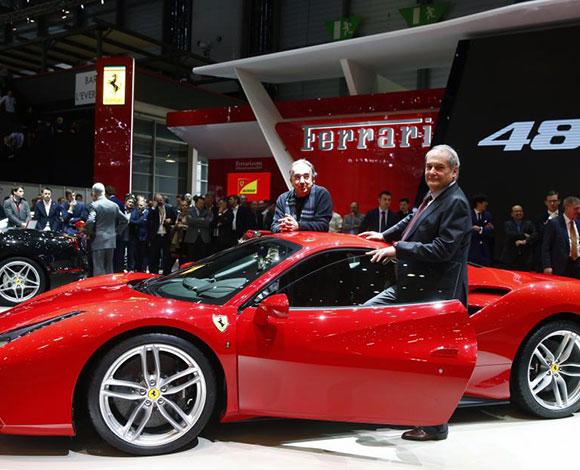 الاثارة والحماس في معرض جنيف الدولي للسيارات هذا العام