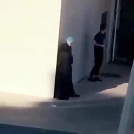 بالفيديو .. تصرف فتاة مريب يثير الحيرة في السعودية