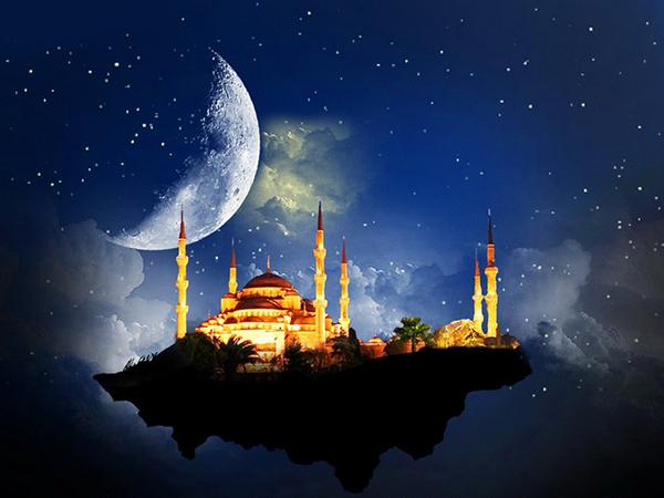خلفيات بوربوينت اسلامية Ra2ed