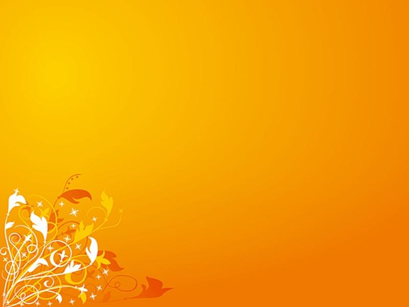 استخلاص تحمل مع شكرا لكم خلفية برتقالي سادة Virelaine Org