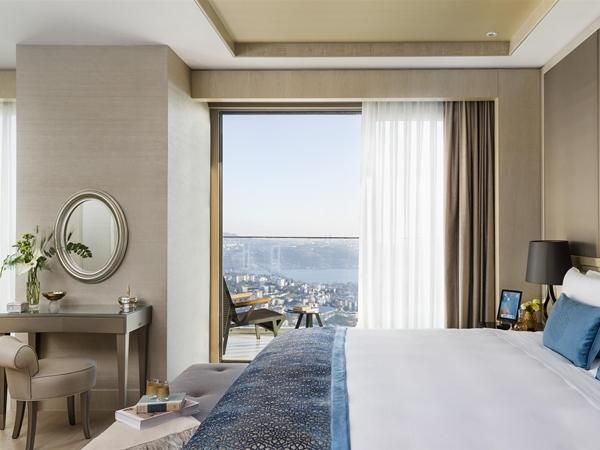 فندق رافلز إسطنبول يقدم شققا فندقية جديدة بإطلالة مميزة على مدينة سرمدية