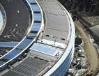 شاهد بالصور .. البناء الخيالي الجديد لشركة آبل في كاليفورنيا