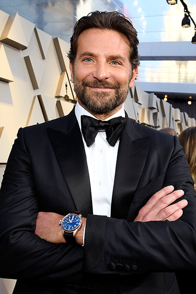 الساعات الفاخرة التي ارتداها النجوم خلال حفل الأوسكار للعام 2019